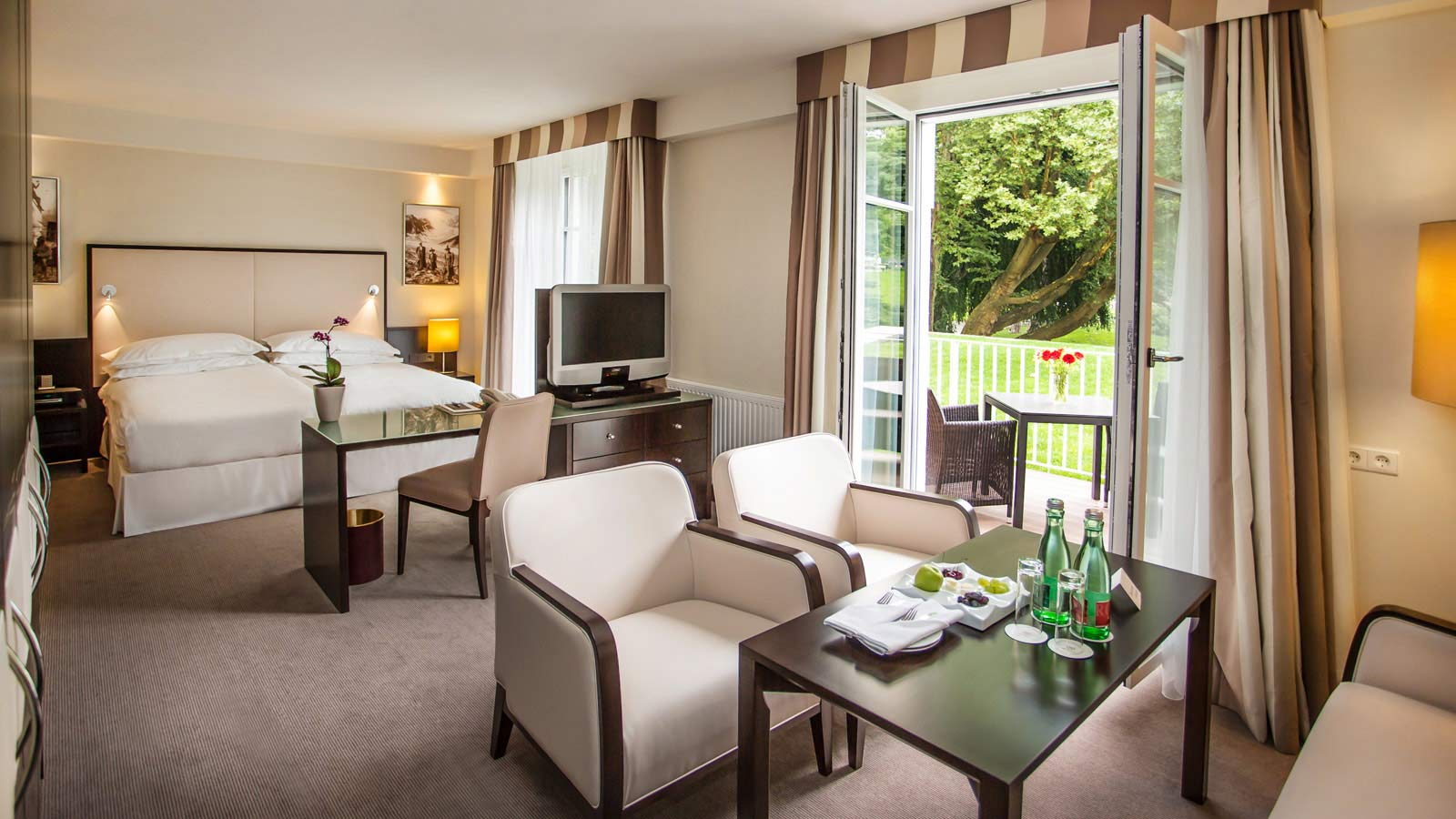 heraton Salzburg Hotel | Five star Hotel in Salzburg | Junior Suite
